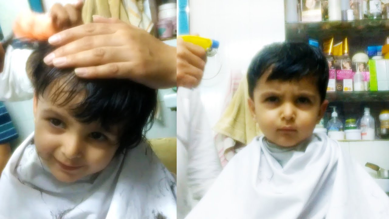 Haircut For Kids Children Toddlers Baby Haircut Video Kids