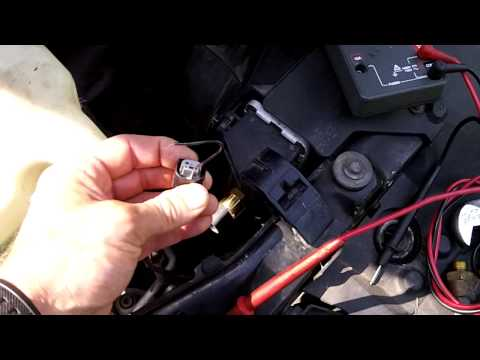 How To Test Install Fan Switch On Car Bmw Youtube