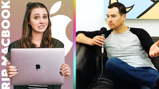 Why Sara Gave up on MACBOOK PRO w/ Jon Rettinger