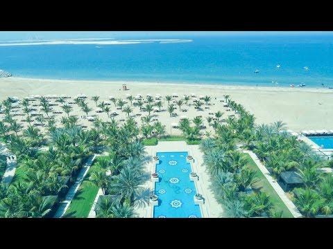 Travel Vlog - Waldorf Astoria Luxury Resort, UAE | Aisha B