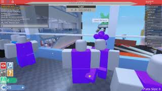THE CUTEST BOSS I EVER SEEN Lab Experiment on roblox roleplay part 1