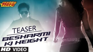 "Main Tera Hero ""Besharmi Ki Height"" Song Teaser | Varun Dhawan, Ileana D'Cruz, Nargis Fakhri"