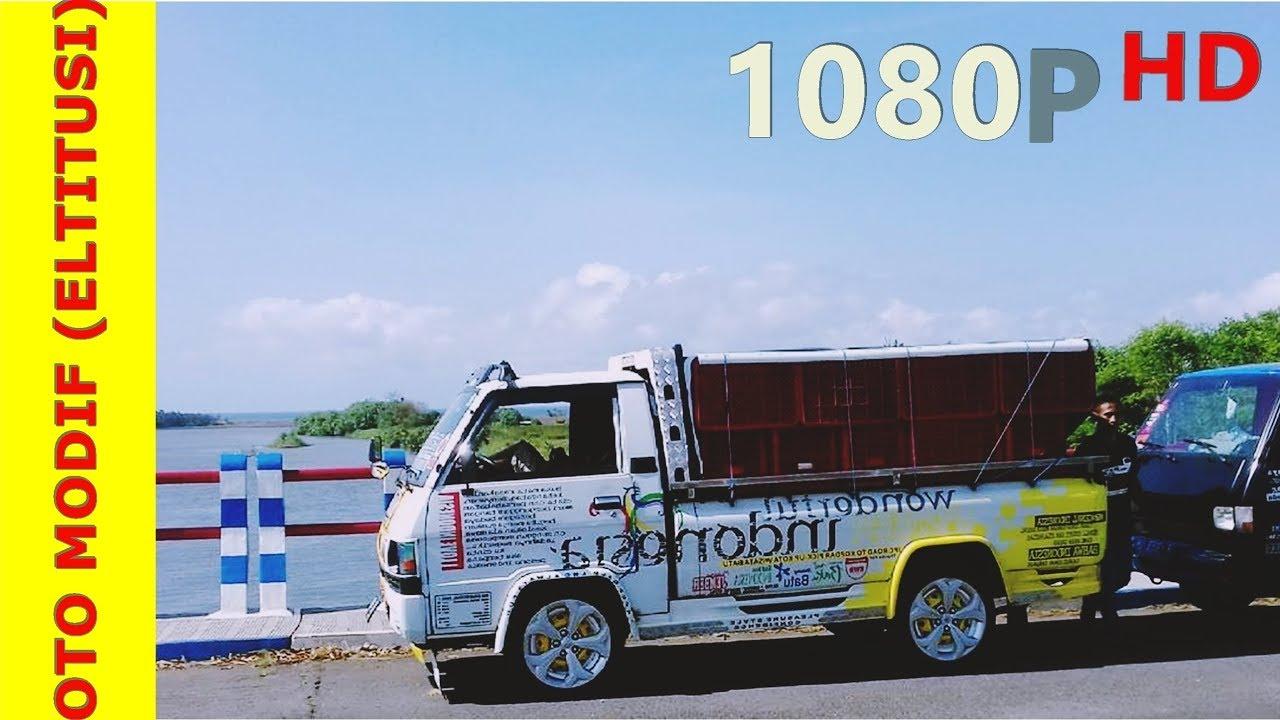 770 Koleksi Foto Modifikasi Mobil L300 Pick Up Gratis Terbaik