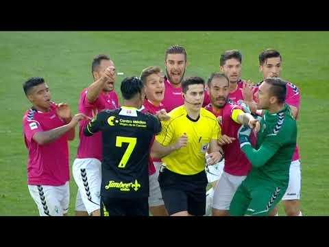 25/02/2018 Popular Deportivo, F.C. Cartagena