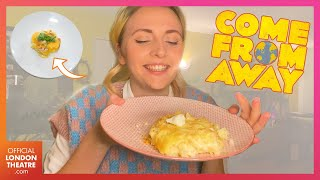We cooked Come From Away's Cod Au Gratin | Meals from a Musical