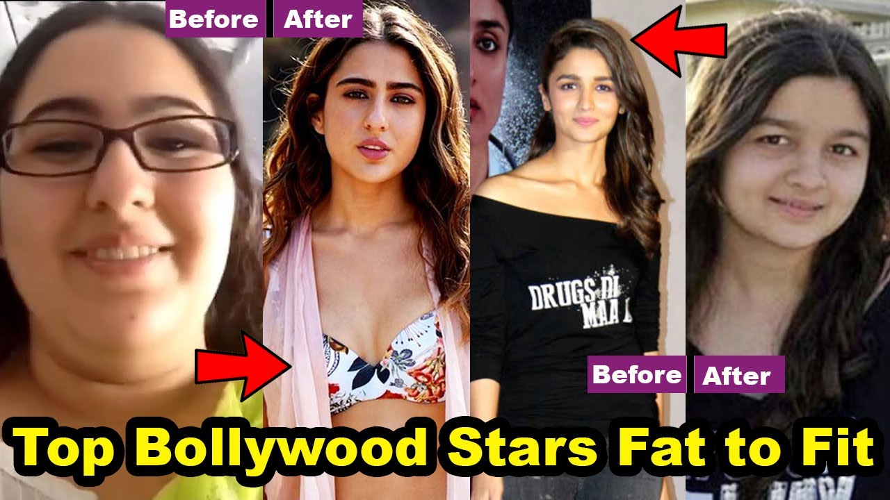 Download Top Bollywood Celebrities who went from Fat to Fit