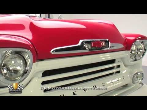 134318 / 1958 Chevrolet Apache