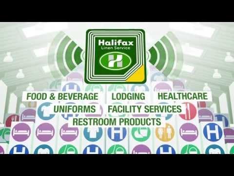 Halifax Linen RFID