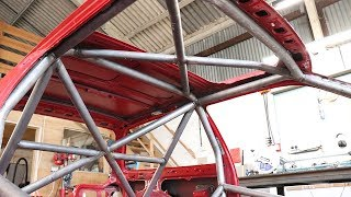 HOW TO MEASURE AND BEND A ROLL CAGE MAIN HOOP