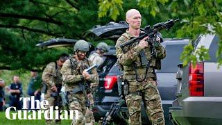 Maryland shooting: Woman kills three then turns gun on herself