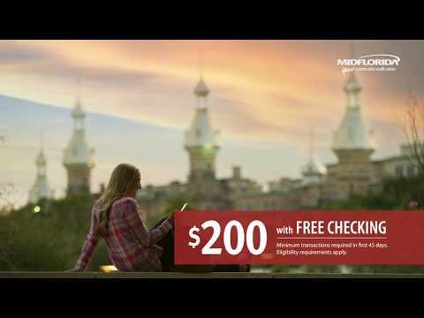 MIDFLORIDA Credit Union - Make the Switch!