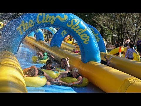 The City Slider - Capalaba