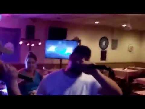 Josh Johnson sing Jason Aldean - Burnin' It Down