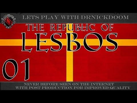 01 Republic of Lesbos a CK2 LP