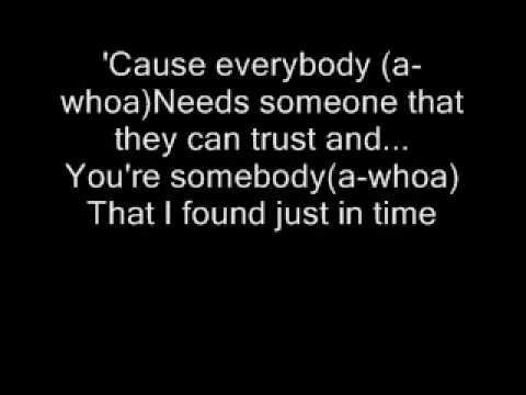 Wondering-Good Charlotte-lyrics