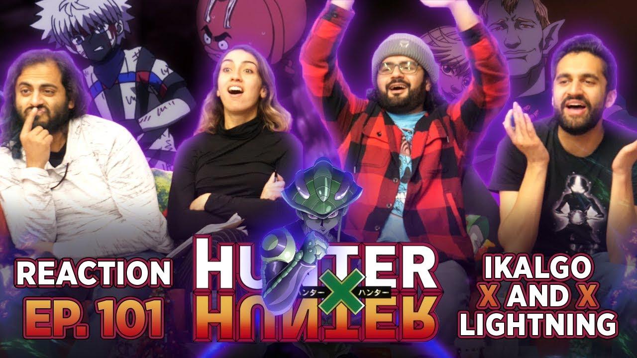 Hunter X Episode 101 Ikalgo