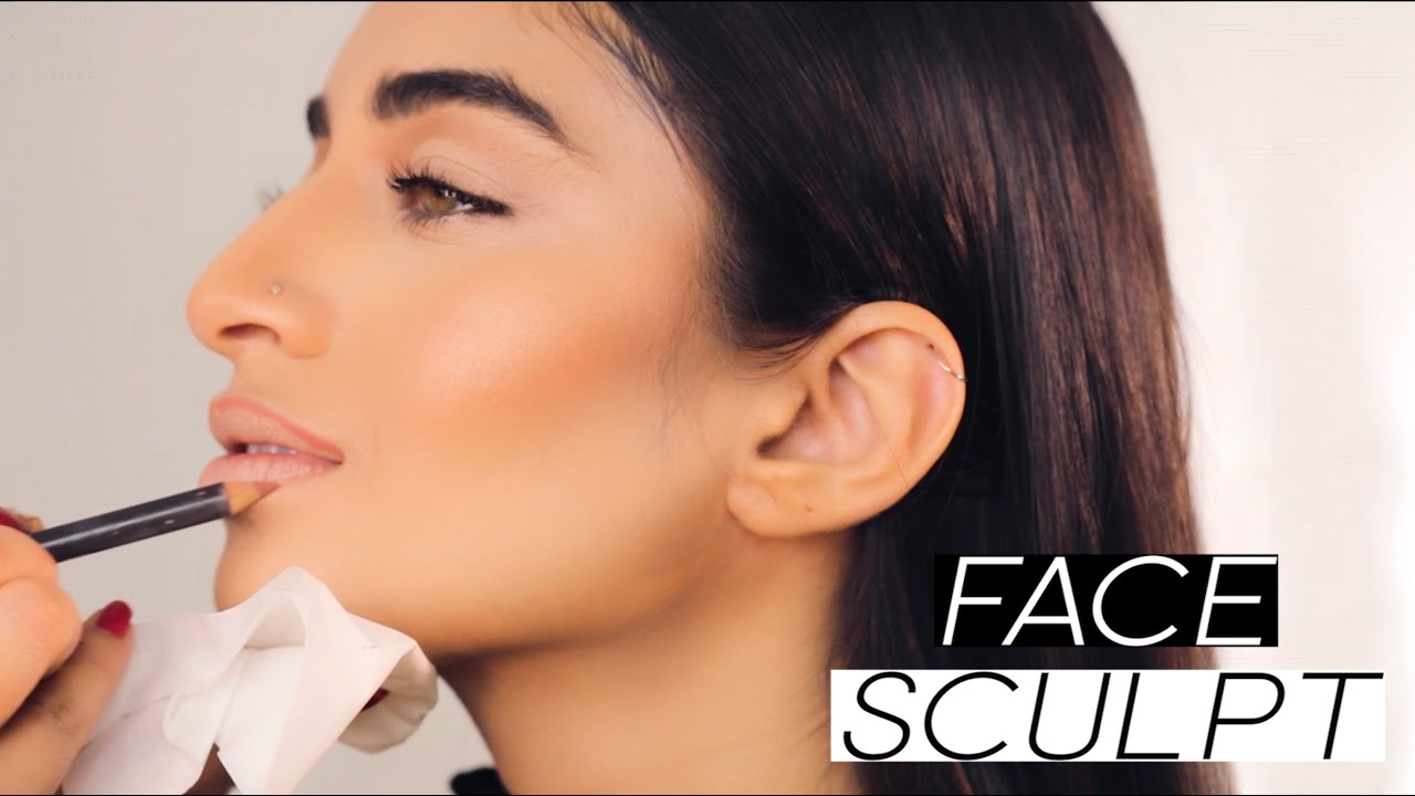 Download FACE SCULPT I CONTOURING & HIGHLIGHTING FOR A CHISELED FACE I BEYOND BEAUTY NATASHA