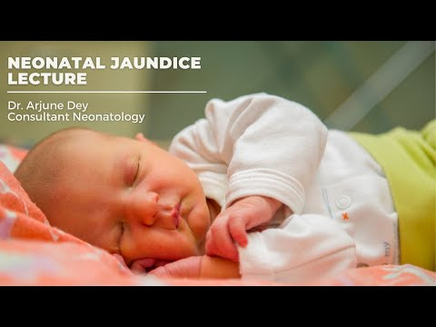Neonatal Jaundice Lecture by Dr.  Arjun Dey, Consultant Neonatology