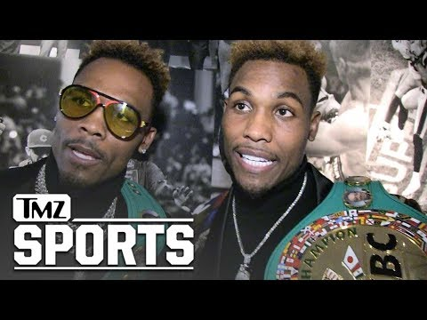 The Charlo Twins Say Both GGG & Canelo Are Cowards | TMZ Sports