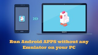 Run Android Apps on your PC | Without Bluestacks Or Any Other Android Emulator|