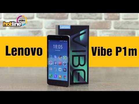 Lenovo Vibe P1m - обзор смартфона-долгожителя