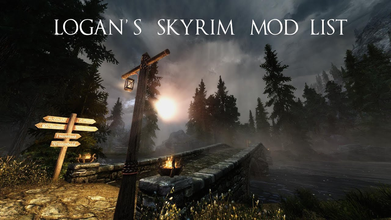 What mods for Skyrim? - PC Gaming - Linus Tech Tips