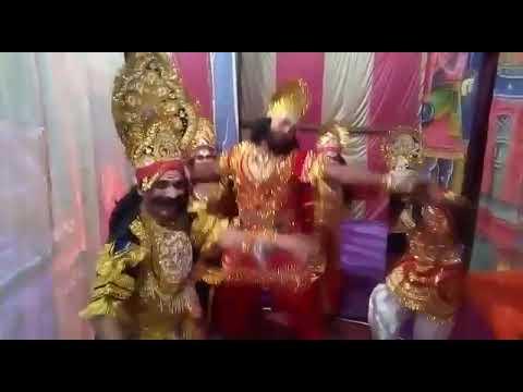 Ram Leela Participants Amazing Dancing
