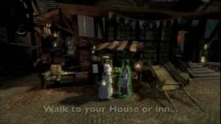 Fable 2 - Fastest weight loss trick