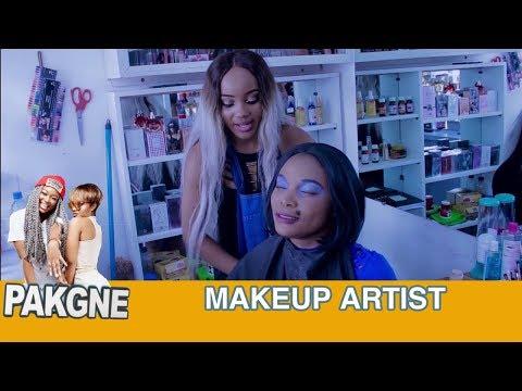 Pakgne - Makeup artist
