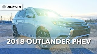 2018 Mitsubishi Outlander PHEV: REVIEW