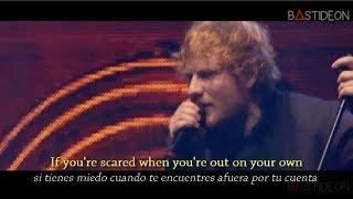 Ed Sheeran Ft. Rudimental - Lay It All On Me (Sub Español + Lyrics)