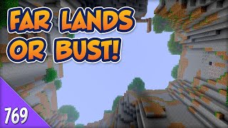 Minecraft Far Lands Or Bust - 769 - Video Game Dreams