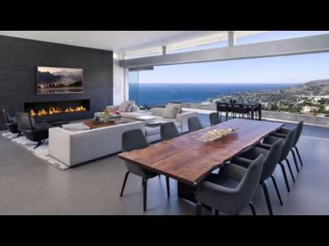 Дизайн двухэтажного дома с панорамными окнами. Проекты двухэтажных домов.