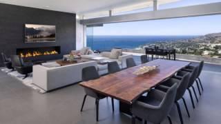 Дизайн двухэтажного дома с панорамными окнами. Проекты двухэтажных домов.(, 2015-03-12T11:19:02.000Z)