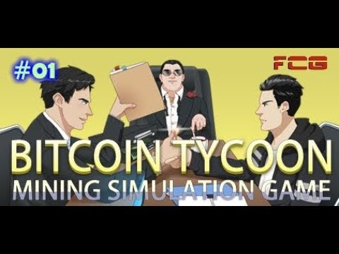 Bitcoin Tycoon - Mining Simulation Game - Folge 1 - Deutsch
