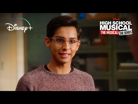 Carlos Asks Seb To Homecoming | High School Musical: The Musical: The Series | Disney+