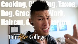 Getting My Life In Order - Life After College: Ep. 416