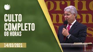 Culto Matutino 8h | Rev. Hernandes Dias  Lopes  | Igreja Presbiteriana de Pinheiros | IPP TV