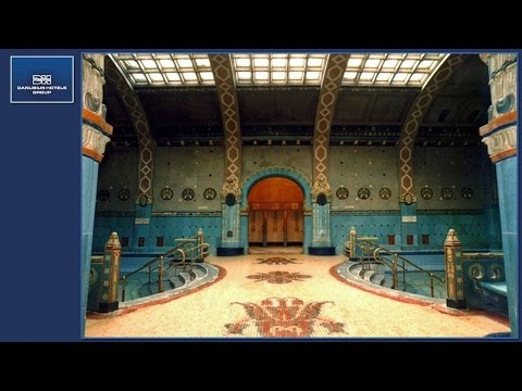 Danubius Hotel Gellért - Hotel in Budapest - Hungary, Ungarn - Image film