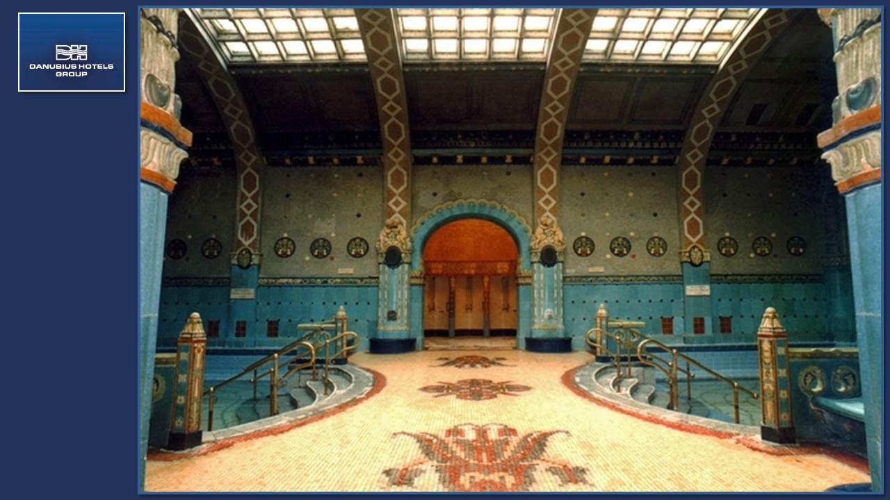 Danubius Hotel Gellért In Budapest Hungary Ungarn Image Film