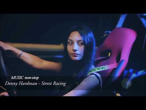 DENNY Hardman.Street Racing Original.EROTIC CLIP. DEEP HOUSE MUSIC