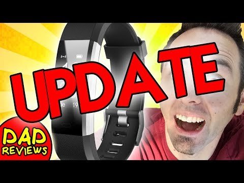 Cheap Smart Watch Review | LetsFit Fitness Tracker Review