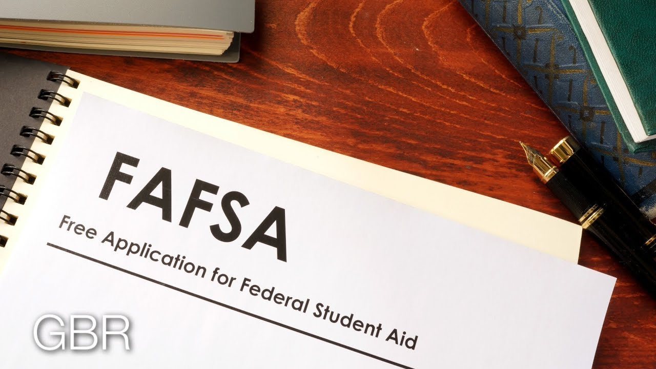 Want Free Money for College? File Your FAFSA Today