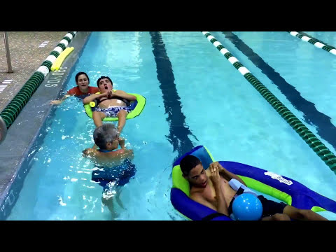 Adapted Aquatics For Individuals With Disabilities