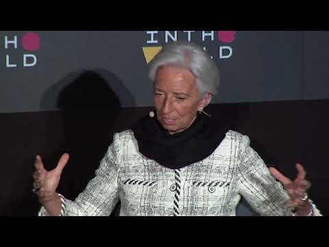 Christine Lagarde on the power of love