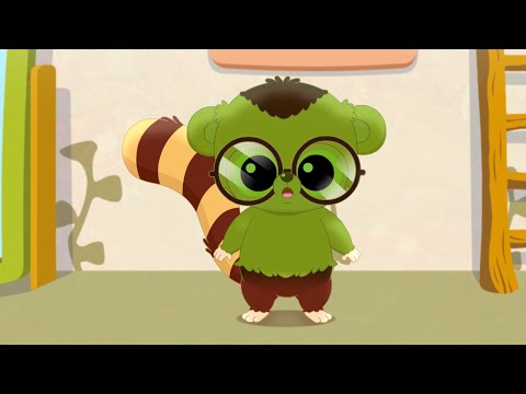 Юху и его друзья - мультфильм для детей - Все серии подряд - 16- 20 - аниме