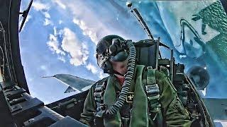 Extended A-10 Thunderbolt II Cockpit Video