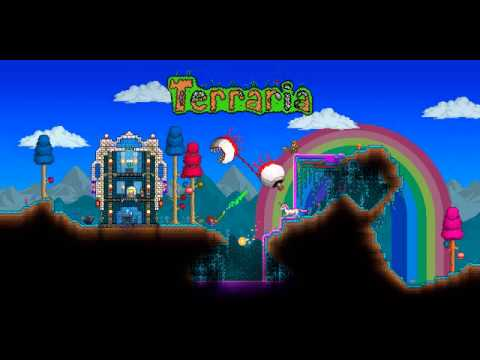 PC Title Screen Theme - Terraria - 10 Hours Extended