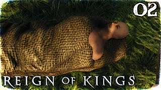 "Reign of Kings Gameplay Ep 02 - ""Hush Little Baby!!!"" 1080p PC Game"