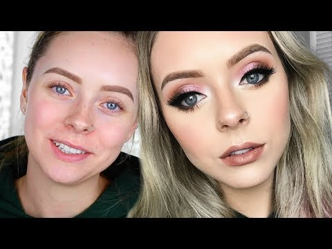 My Go To Easy Glam Makeup Look